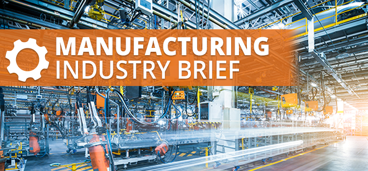 Manufacturing Industry Brief