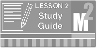 Use the Lesson 1 Study Guide above