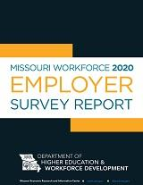 Missouri Workforce 2020 Employer Survey Report Cover Image